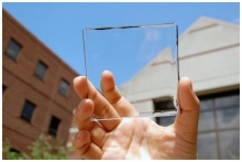 Cool Tech Mondays: Clear Solar Cell